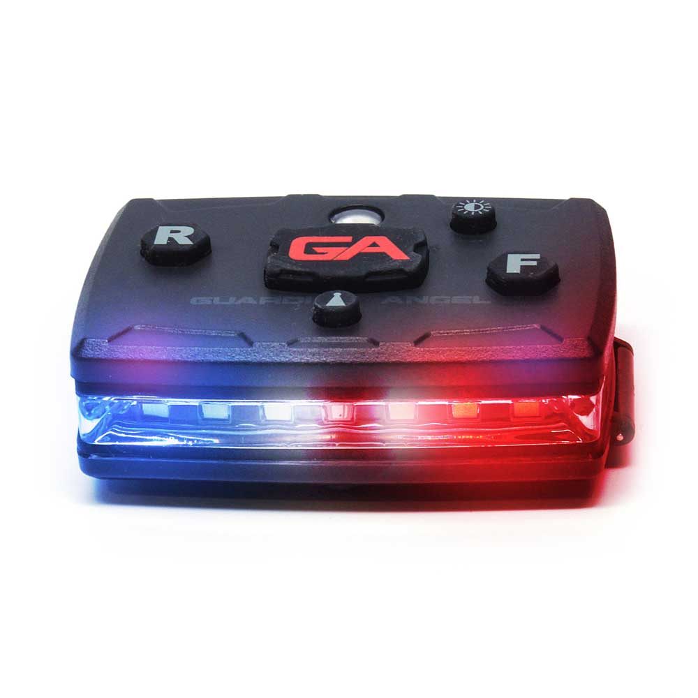 Elite series law enforcement redblue wearable safety light wearable light bar police aloadofball Image collections